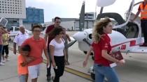 Balıkesir'de 80 Çocuğun Uçak Sevinci