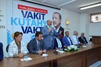 Başkan Ali Çetinbaş, Yerel Seçimlerdeki Hedefini Açıkladı Açıklaması 'İnşallah, 13 İlçe Ve 15 Beldeyi Alacağız'
