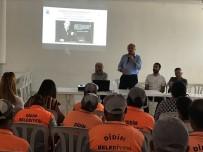 TAŞERON YASASI - Başkan Atabay, İş Güvenliği Toplantısına Katıldı