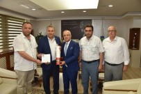 KıRKPıNAR - Başkan Çerçi'den Başkan Kayda'ya Güreş Daveti