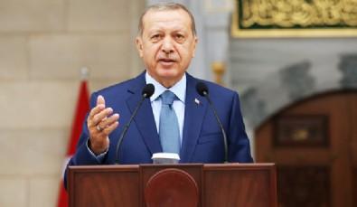 Başkan Erdoğan: Devlete karşı işlenen suçlarda...