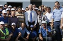 Başkan Saraçoğlu'ndan Personele Teşekkür Ziyareti