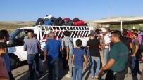 REJIM - Bayram İçin Ülkelerine Giden Suriyelilerin Türkiye'ye Dönüşleri Devam Ediyor