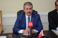 BBP Başkanı Destici Açıklaması 'AB Bir Hayal Tüneli'