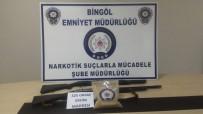 Bingöl'de Eroinle Yakalanan Şüpheli Tutuklandı