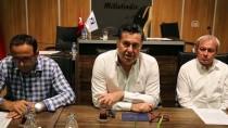 BİR AYRILIK - Bodrum Belediye Başkanı Kocadon'a 38 Gün Hak Mahrumiyeti Verildi