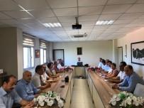 Burhaniye'de Şube Başkanları Bir Araya Geldi
