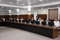 ŞAFAK BAŞA - Büyükşehir Belediyesinin Çerkezköy'deki Yatırımları Değerlendirildi