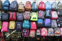 SALIM DEMIR - Çantacıların 'Okul' Heyecanı