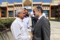Çayırlı Kaymakamı Mithat Can Kutluca'dan Başkan Başsoy'a Veda Ziyareti