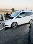 Cizre'de Trafik Kazası Açıklaması 3 Yaralı