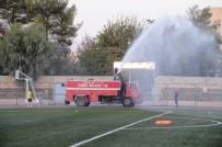 CİZRESPOR - Cizrespor'da Tazyikli Su Altında Futbol Antrenmanı
