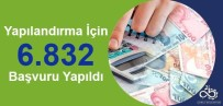 18 MAYıS - Çorlu Belediyesine 6 Bin 832 Yapılandırma Başvurusu