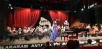 SENFONİ ORKESTRASI - Devlet Konservatuvarı Öğrencisi Piyano Yarışmasından Birincilikle Döndü