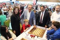 MUSTAFA GÜLER - Dünya Gençler Ve Genç Kızlar Satranç Şampiyonası Gebze'de Başladı