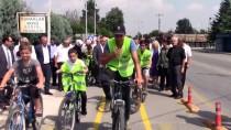 Düzce'de Bisiklet Yollarının İlk Etabı Yapıldı
