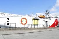 İŞ SAĞLIĞI - Enerji Bakanı Fatih Dönmez, Oruç Reis Gemisi'ni Ziyaret Etti