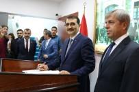 Enerji Ve Tabii Kaynaklar Bakanı Dönmez Zonguldak'ta