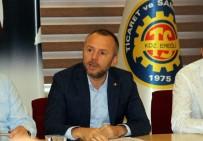 Ereğli TSO Başkanı Keleş'ten Peşin Satış Şartlarının Vadeli Satışlarda Da Uygulanması Talebi