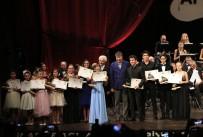 SENFONİ ORKESTRASI - Geleceğin Yıldızları Antalya Devlet Senfoni Orkestrası İle Sahne Aldı