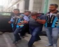 ALTUNIZADE - Gelin Aracıyla Drift Yapan Trafik Magandası Yakalandı