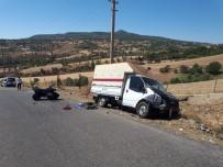 Giresun'da ATV İle Kamyonet Çarpıştı Açıklaması 1 Ölü, 1 Ağır Yaralı