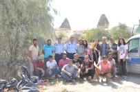 GÖREME - Göreme Belediyesi Ve Turizmciler Vadi Temizledi