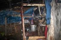 Gümüşhane'de Teröristlere Ait Sığınak Ele Geçirildi
