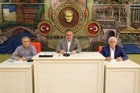 Gümüşhane İl Genel Meclisi'nin Eylül Mesaisi Devam Ediyor