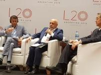 MAHMUT ARSLAN - HAK-İŞ Genel Başkanı Arslan Arjantin'deki L20  Zirvesinde Konuştu