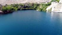 BARAJ GÖLÜ - Halfeti'de Turizme 'Havadan' Destek