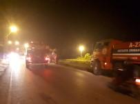 Hatay'da Orman Yangını Açıklaması 4 Hektar Alan Zarar Gördü