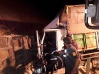 SEYFULLAH - Kahramanmaraş'ta Trafik Kazası Açıklaması 4 Yaralı