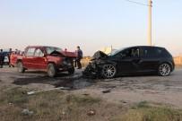 Karaman'da Trafik Kazası Açıklaması 9 Yaralı