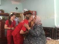 ŞEKER HASTASı - Kayseri'de Yaşlılar Bakımsız Ve Yalnız Kalmıyor