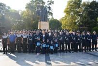 ZABITA EKİBİ - Kdz. Ereğli'de Zabıta Haftası Kutlandı