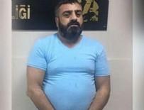 DENETİMLİ SERBESTLİK - Kırmızı Bülten'le aranan terörist Bulgaristan'da yakalandı