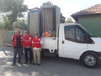 VİTRİN - Kızılay'dan Eşya Ve Gıda Yardımı