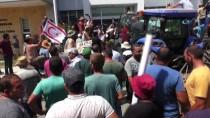 TARIM BAKANLIĞI - KKTC'de Hayvancılardan Traktörlü, Eşekli Protesto