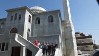 Körfez'in En Büyük Camisi Burhaniye'de Yapılıyor