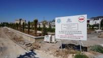 ALTINŞEHİR - Lukianos Parkı Mevsim Sonuna Kadar Tamamlanacak