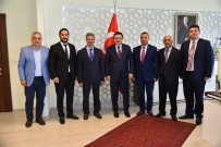 İBRAHIM AYDıN - Mardinliler Trabzon'da 'Bulgur Festivali' Düzenleyecek