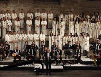 Medeniyetler korosu ABD'de konser verecek