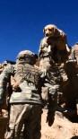 SOSYAL PAYLAŞIM - Mehmetçik 'Yay' İle Dağlarda Terörist Avında