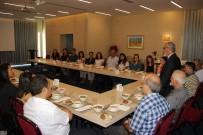 HORIZON - MERSCIN Projesi Paydaş Kurumlar Toplantısı Yapıldı