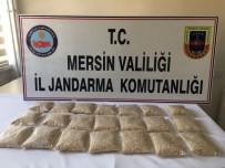 İÇKİ ŞİŞESİ - Mersin'de Çeşitli Suçlardan Aranan 108 Kişi Yakalandı