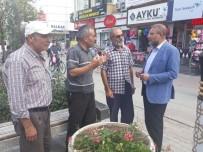 Milletvekili Ahmet Tan Açıklaması 'Halkın Tek Umudu AK Parti'