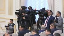 MISIR CUMHURBAŞKANI - Mirziyoyev-Sisi Görüşmesi