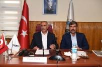 TÜZÜK DEĞİŞİKLİĞİ - Muş'ta Eylül Ayı Belediye Meclisi Grup Toplantısı