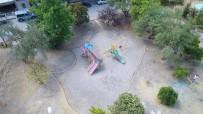 DAMAT İBRAHİM PAŞA - Nevşehir'de Park Ve Dinlenme Alanları Yenileme Çalışmaları Devam Ediyor